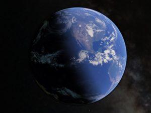 Earth June Solstice